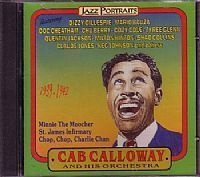 CD CAB CALLOWAY - JAZZ PORTRAITS 1939 - 1942 (NOVO-ABERTO)